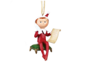 Elf on the Shelf 4-Inch Hanging Ornament