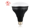 Lighting EVER iLUX Dimmable 10W BR30 LED Bulb, Equal to 60W BR30 Incandescent Bulb, 800lm, Warm White, UL Listed, Flood Beam