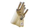 Henckels Miyabi Birchwood SG2 - 7 Pc Knife Block Set