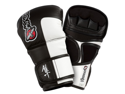 Hayabusa Tokushu 7oz Hybrid Gloves Midnight Black MED