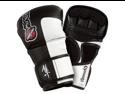 Hayabusa Tokushu 7oz Hybrid Gloves Midnight Black MED
