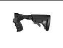 Ati Saiga Talon Tactical 6pos Adj Shotgun Stock W/scorpion