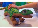 Pleo RB My Pet Dinosaur Robot Toy Is Friendly & Amazing