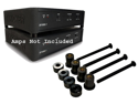KICKER 10IXSK CAR AUDIO AMP AMPLIFIER STACKING HARDWARE STACK KIT FOR IX SERIES