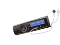 POWER ACOUSTIK PL-15PMP SINGLE DIN MECHLESS SOURCE UNIT W/ AM/FM & SD/USB PORT