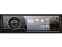 """Power Acoustik PDR-340T Single DIN Digital Media Receiver w/ Detachable 3.4"""" LCD Screen and Analog TV Tuner"""
