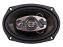 "POWER ACOUSTIK CF-694 HIGH-POWERED 380 WATTS 6""X9"" 4-WAY FULL RANGE SPEAKERS"