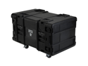 "SKB CASES 3SKB-R908U30 8U ROTO MOLDED 30"" DEEP RACK TRAVEL CASE 3SKBR908U30 NEW"