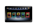 "Power Acoustik Pd-931nb 9.3"" Inteq Single-din In-dash Lcd Touchscreen Multimedia Receiver With Dvd"