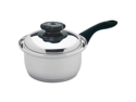Maxam KTSC1 9 Element 1.7qt Saucepan with Cover