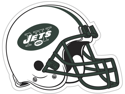 Fremont Die 98739 New York Jets- 12 in. Vinyl Magnet