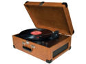 CROSLEY CR6249A-TA Deluxe Keepsake Usb Turntable, Tan