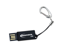 Innovera COB Flash Drive, 8 GB, USB 2.0, Black IVR38008