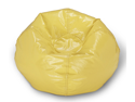 Ace Bayou Extra Large Yellow Bean Bag