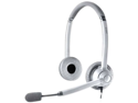 Jabra UC Voice 750 Monaural Over-the-Head Headset, Light Color