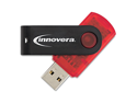 Innovera Portable USB Flash Drive, 32GB IVR37632