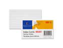 Sparco Index Card