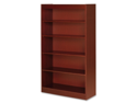 Lorell Five Shelf Panel Bookcase 1 EA