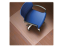 Lorell Nonstudded Design Hardwood Surface Chairmat 1 EA