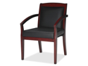 Mayline Mercado Veneer Guest Chair 1 EA
