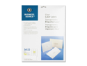 Business Source Clear Mailing Label 750 EA/PK