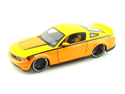 2010 Ford Mustang GT 1/24 Orange / Yellow