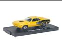 1971 Plymouth Cuda 440 1/64 Racing Yellow