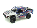 Ford Truck Pro Comp Lucas Oil Racing 1/24 Blue #5
