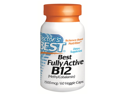Best Fully Active B12 1500mcg 60 Count