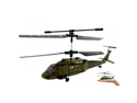 Syma 3 Channel S013 Mini Infrared Black Hawk RC Helicopter