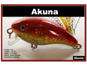 """[FLA 52] 2.2"""" Hand-Painted Holographic Crankbait Fishing w/ Matching Feather Tails Choice Of Colors"""