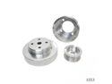 BBK Performance 1553 Power-Plus Series Underdrive Pulley System