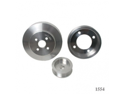 BBK Performance 1554 Power-Plus Series Underdrive Pulley System