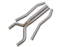 BBK Performance 40235 High-Flow X-Pipe Assembly