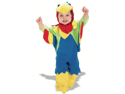Baby Parrot Costume - 6-12 Months