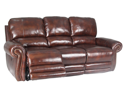 Thor Dual Reclining Sofa in Tobacco by Parker Living