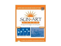 "Tedco 8"" X 10"" Sun Art Paper Kit - Use the Magic of Solar Energy to Create Artisitc Prints"