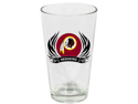 REDSKINS PINT GLASS SCREEN PRI