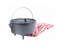 CAST IRON DUTCH OVEN - 20QT