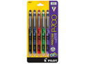 Precise P-700 Gel Ink Rolling Ball Pen 5 Pk*6