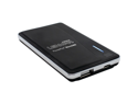 LENMAR PPW24 POWERPORT(TM) WAVE EXTERNAL BATTERY & CHARGER (SINGLE USB PORT&#59; CHARGES FOR UP TO 2X LONGER THAN OTHER CHARGERS)