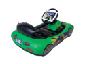 CTA DIGITAL NIC-TIK THE NEW IPAD(R) 3RD GEN TEENAGE MUTANT NINJA TURTLES&#59;INFLATABLE SPORTS CAR