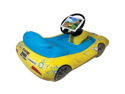 CTA DIGITAL NIC-SIK THE NEW IPAD(R) 3RD GEN SPONGEBOB SQUAREPANTS&#59; INFLATABLE SPORTS CAR