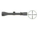 Sightron SII 3-9x42mm Riflescope, Duplex Reticle - SII39x42
