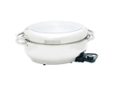 "Maxam  15 "" Electric Roaster with Dome Lid and Tube Handles"