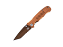 Outman Brass Colored Folder