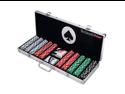 500 Dice Style 11.5g Poker Chip Set - Retail Ready!