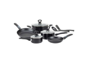 Mirro 10pc Cookset Black