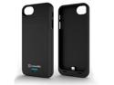 Lenmar Meridian 2200mAh Battery Case for iPhone 5 (Black)