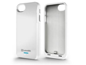 Lenmar Meridian 2200mAh Battery Case for iPhone 5 (White)